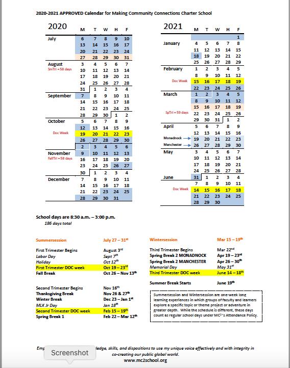 Snhu Calendar 2021 Photos